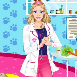 Barbie doctor games